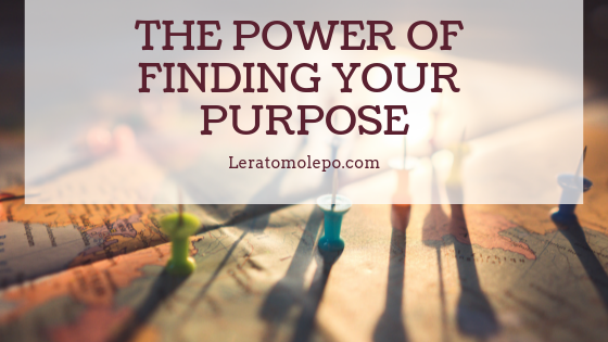 The power Of finding your purpose